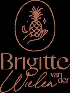 Logo Brigitte van der Wielen rood