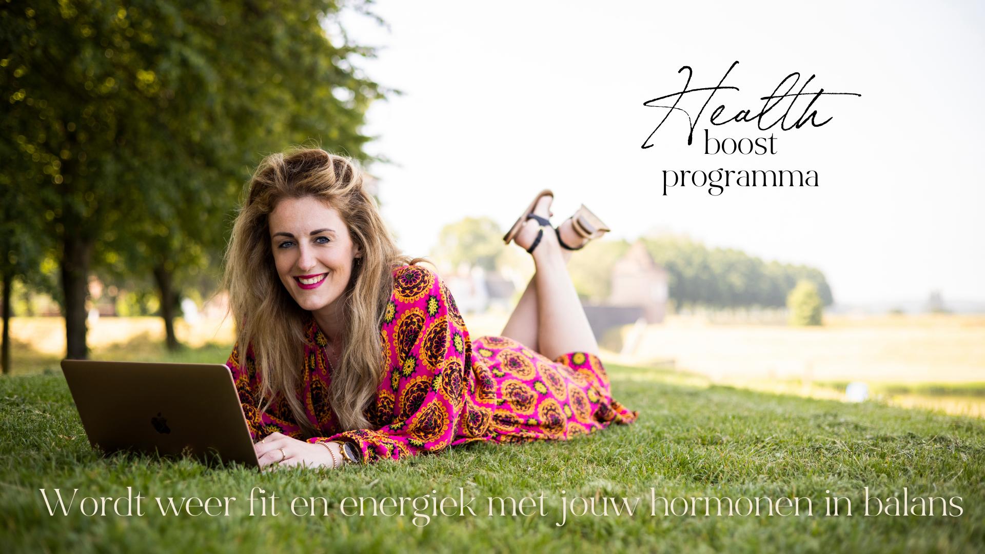 health boost programma